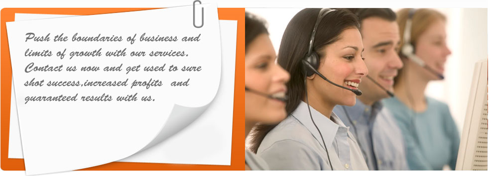 call center outsourcing company in India